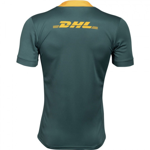 South Africa Springboks 2021 Men's BIL Tour Rugby Jersey