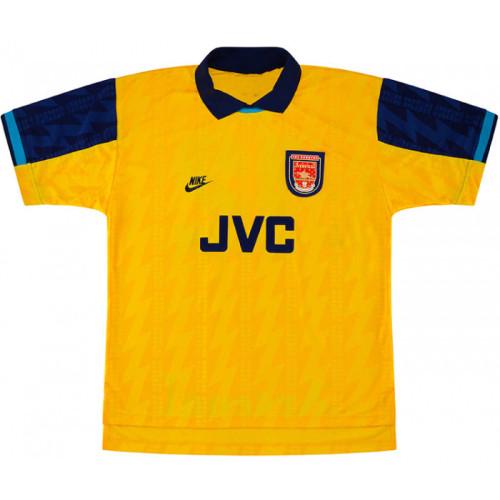 ARS 1994-96 Away Retro Soccer Jersey #3 Winterburn