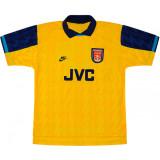 ARS 1994-96 Away Retro Soccer Jersey #8 Wright