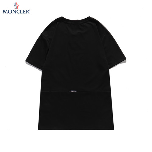 Fashionable Brand T-shirt Black 2021.1.15