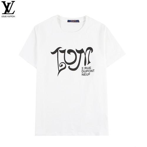 Luxury Fashion Brand T-shirt White 2021.1.15