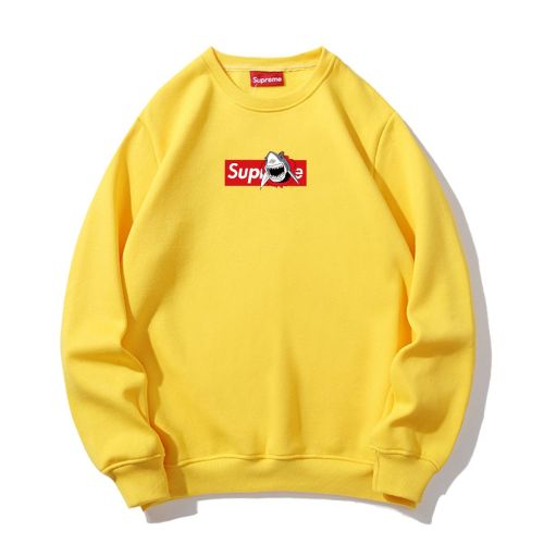 Casual Wear Brand Sweater Yellow 2021.1.15