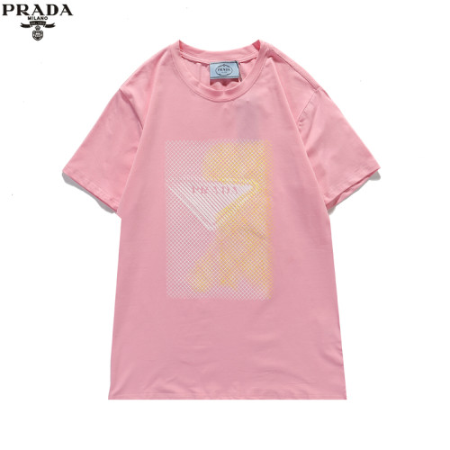 Luxury Fashion Brand T-shirt Pink 2021.1.15