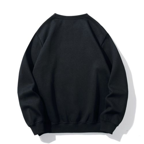 Casual Wear Brand Sweater Black 2021.1.15