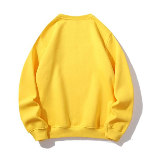 Casual Wear Brand Sweater Yellow 2021.1.15