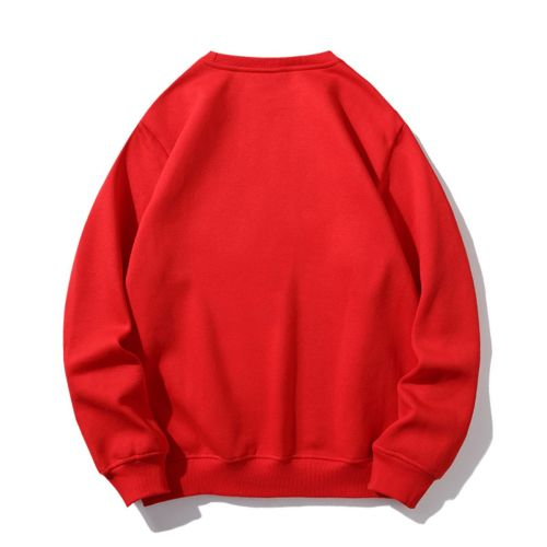 Casual Wear Brand Sweater Red 2021.1.15