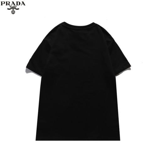Luxury Fashion Brand T-shirt Black 2021.1.15