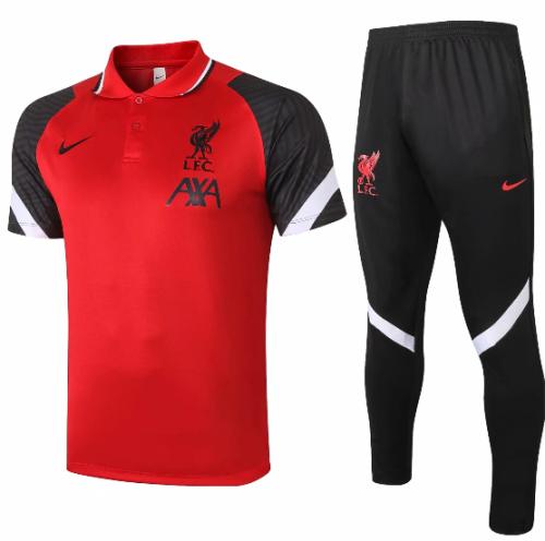 Liverpool 20/21 Polo and Pants - C603