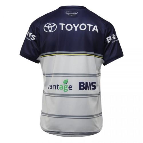 North Queensland Cowboys 2021 Men's Away Rugby Jersey