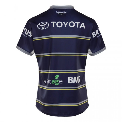 North Queensland Cowboys 2021 Men's Home Rugby Jersey
