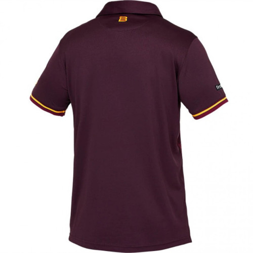 Brisbane Broncos 2021 Men's Training Rugby Polo