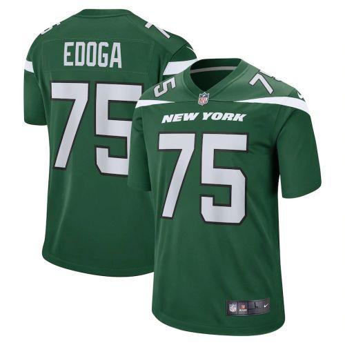 Men's Chuma Edoga Gotham Green Player Limited Team Jersey