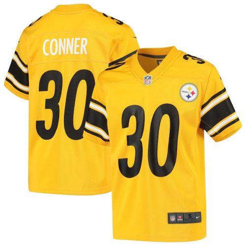 Men's James Conner Gold Inverted Player Limited Team Jersey