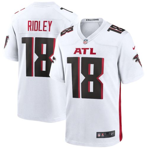 Men's Calvin Ridley White Player Limited Team Jersey