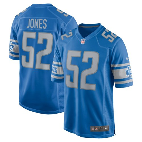 Men's Christian Jones Blue Player Limited Team Jersey
