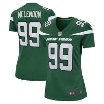 Women's Steve McLendon Gotham Green Player Limited Team Jersey