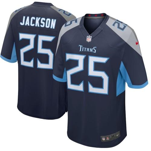 Men's Adoree' Jackson Navy Player Limited Team Jersey