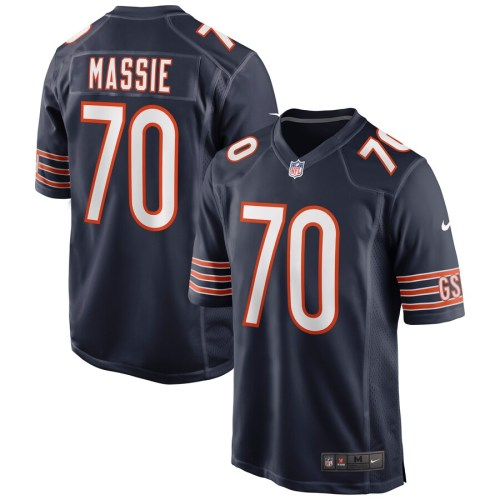 Men's Bobby Massie Navy Player Limited Team Jersey
