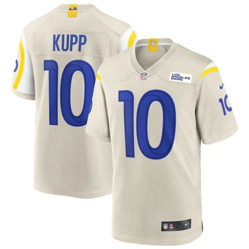 Men's Cooper Kupp Bone Player Limited Team Jersey