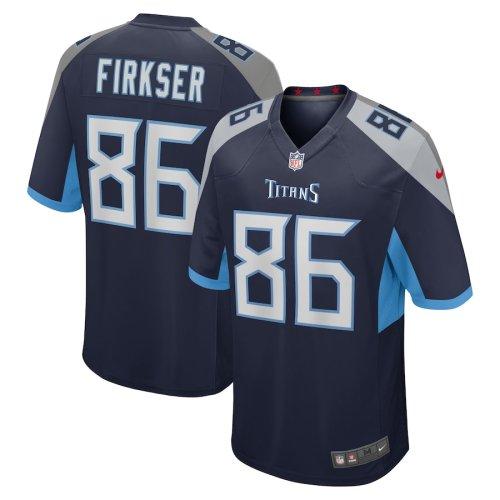 Men's Anthony Firkser Navy Player Limited Team Jersey