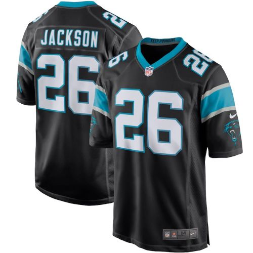 Men's Donte Jackson Black Player Limited Team Jersey