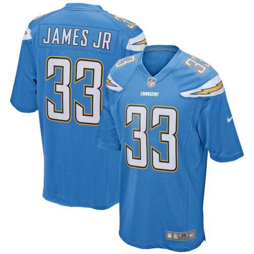 Men's Derwin James Powder Blue Player Limited Team Jersey