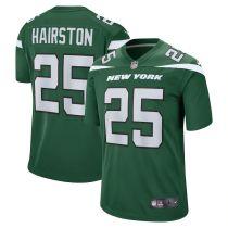 Men's Nate Hairston Gotham Green Player Limited Team Jersey