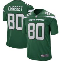 Men's Wayne Chrebet Gotham Green Retired Player Limited Team Jersey