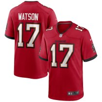 Men's Justin Watson Red Player Limited Team Jersey
