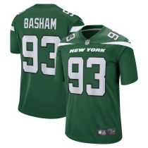 Men's Tarell Basham Gotham Green Player Limited Team Jersey