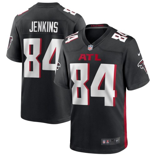 Men's Alfred Jenkins Black Retired Player Limited Team Jersey