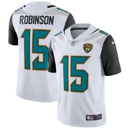 Men's Allen Robinson White Vapor Untouchable Limited Player Limited Team Jersey