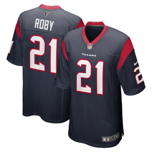 Men's Bradley Roby Navy Player Limited Team Jersey