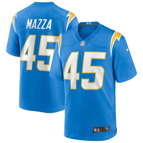 Men's Cole Mazza Powder Blue Player Limited Team Jersey