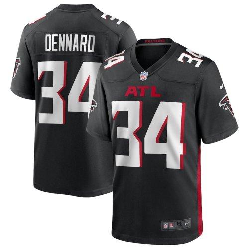 Men's Darqueze Dennard Black Player Limited Team Jersey