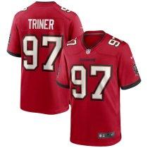 Men's Zach Triner Red Player Limited Team Jersey