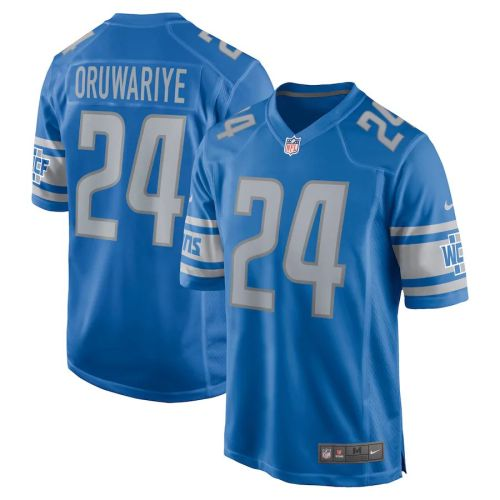 Men's Amani Oruwariye Blue Player Limited Team Jersey