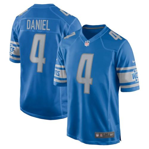 Men's Chase Daniel Blue Player Limited Team Jersey