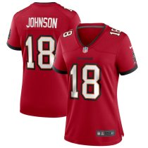 Women's Tyler Johnson Red Player Limited Team Jersey