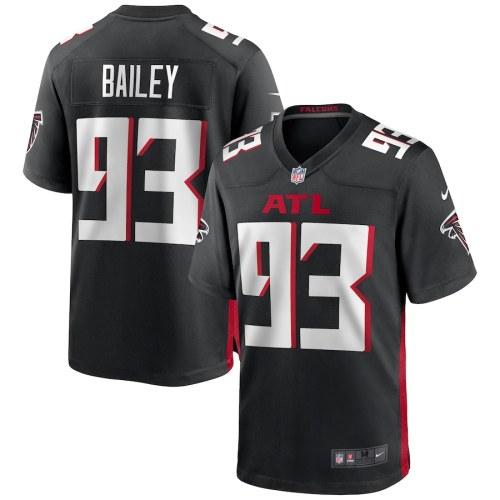 Men's Allen Bailey Black Player Limited Team Jersey