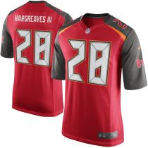 Youth Vernon Hargreaves III Red Player Limited Team Jersey