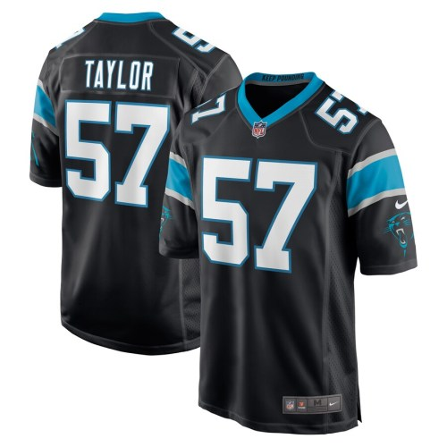 Men's Adarius Taylor Black Player Limited Team Jersey