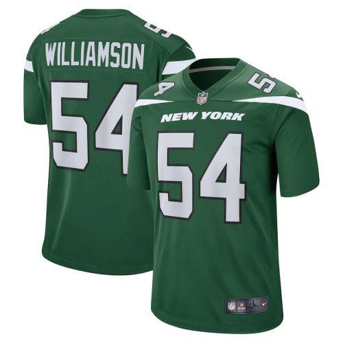 Men's Avery Williamson Gotham Green Player Limited Team Jersey