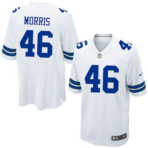 Men's Alfred Morris White Player Limited Team Jersey