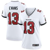 Women's Mike Evans White Player Limited Team Jersey