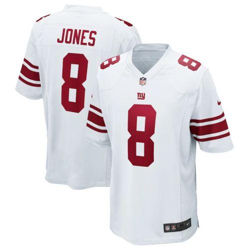 Men's Daniel Jones White Player Limited Team Jersey