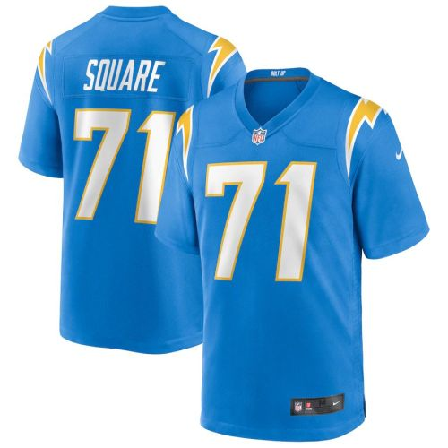 Men's Damion Square Powder Blue Player Limited Team Jersey