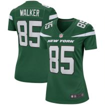 Women's Wesley Walker Green Retired Player Limited Team Jersey