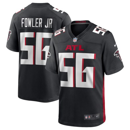 Men's Dante Fowler Jr. Black Player Limited Team Jersey