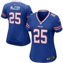 Women's LeSean McCoy Royal Blue Player Limited Team Jersey